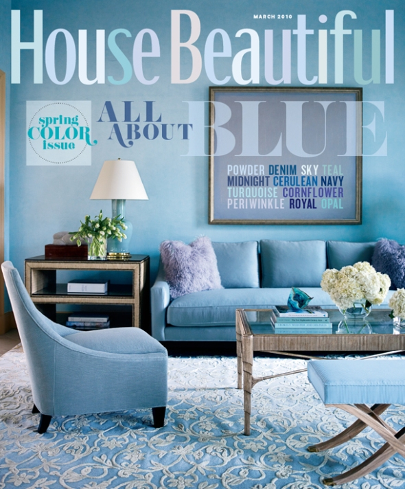 House Beautiful Living Room Ideas: Can You Trust A Magazine's Color Advice?