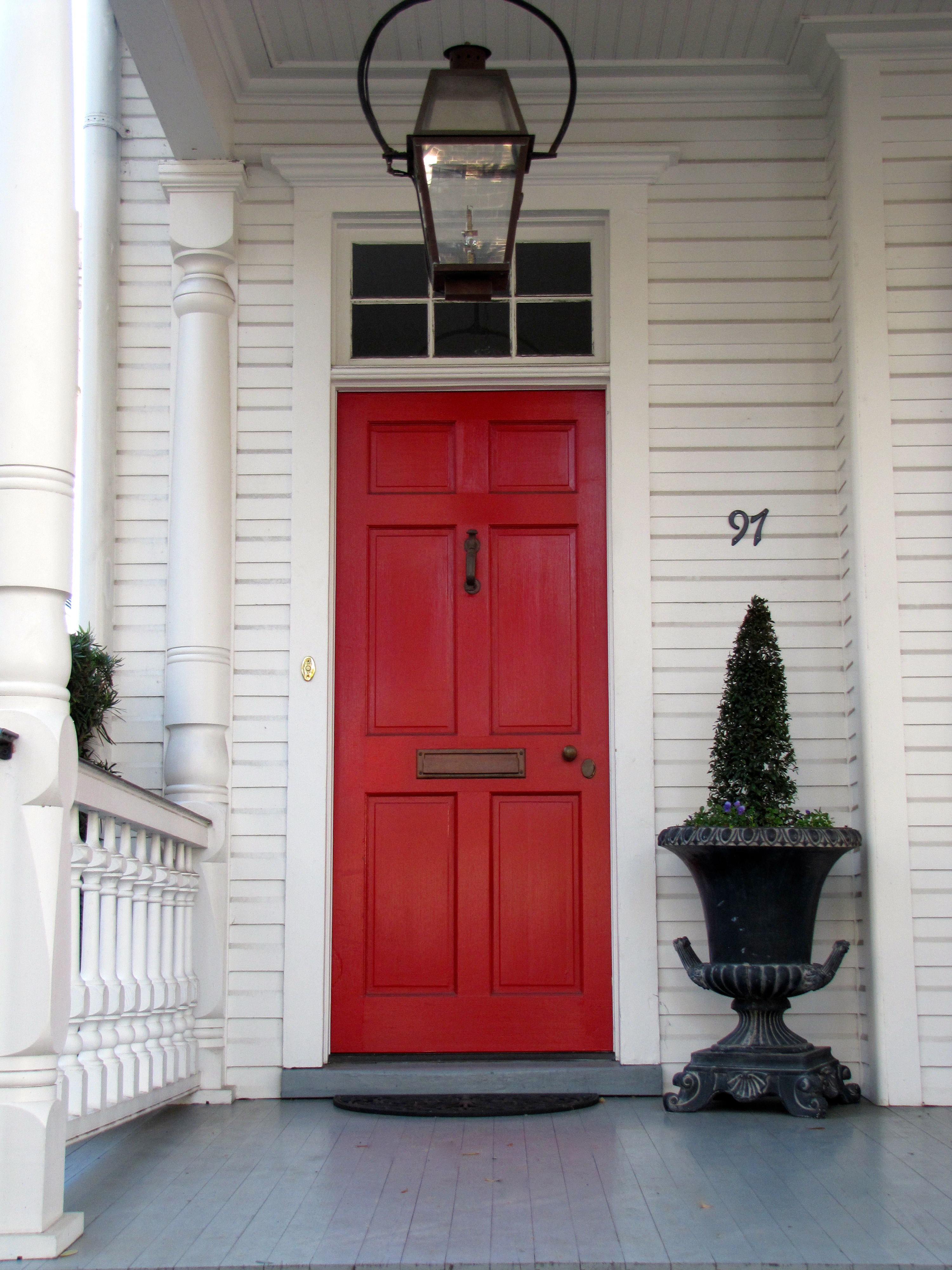 Doors And Gates Of Charleston Color Calling